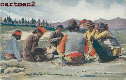 A NAVAJO POKER GAME JEU DE CARTES CARDS QUICHUA INDIEN ETHNIC BOLIVIE BOLIVIA SOUTH AMERICA - Bolivie