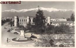CARTE PHOTO : CHILE CHILI SANTIAGO PLAZA ERCILLA FOTO MORA - Chili