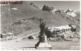 CARTE PHOTO : CHILE CHILI CORDILLERA DE LOS ANDES CRISTO REDENTOR FOTO MORA - Cile