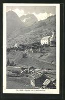 CPA Kippel / Lötschental, Vue Générale - VS Valais
