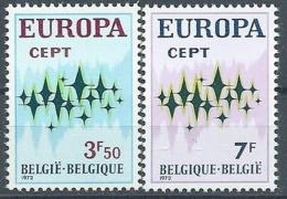 1972 EUROPA BELGIO MNH ** - EU8824 - Europa-CEPT