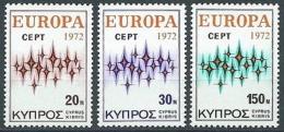 1972 EUROPA CIPRO MNH ** - EV-2 - 1972