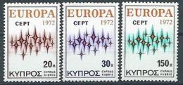 1972 EUROPA CIPRO MNH ** - EV-3 - 1972