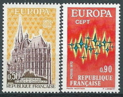 1972 EUROPA FRANCIA MNH ** - EV - Europa-CEPT