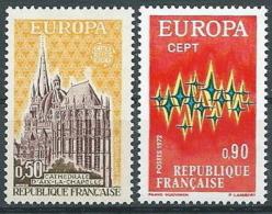 1972 EUROPA FRANCIA MNH ** - EV-3 - Europa-CEPT
