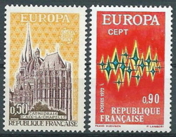 1972 EUROPA FRANCIA MNH ** - EV-4 - Europa-CEPT