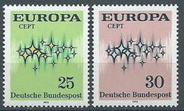 1972 EUROPA GERMANIA MNH ** - EU8824 - Europa-CEPT