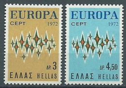 1972 EUROPA GRECIA MNH ** - EU8824 - Europa-CEPT