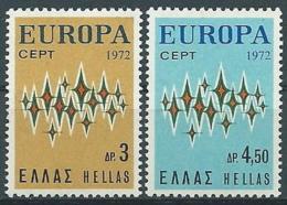 1972 EUROPA GRECIA MNH ** - EV-3 - Europa-CEPT