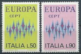1972 EUROPA ITALIA MNH ** - EV - 1972