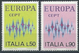 1972 EUROPA ITALIA MNH ** - EV-2 - 1972