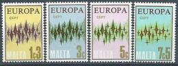 1972 EUROPA MALTA MNH ** - EU8824 - Europa-CEPT