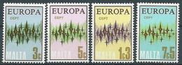 1972 EUROPA MALTA MNH ** - EV - 1972