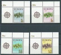 1972 EUROPA MALTA MNH ** - EV-2 - Europa-CEPT