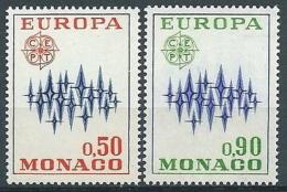 1972 EUROPA MONACO MNH ** - EV - Europa-CEPT