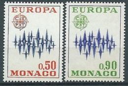 1972 EUROPA MONACO MNH ** - EV-2 - 1972