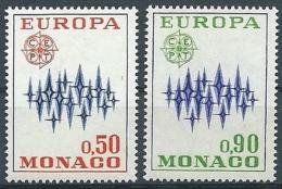 1972 EUROPA MONACO MNH ** - EV-3 - Europa-CEPT