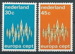 1972 EUROPA OLANDA MNH ** - EV - 1972