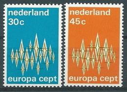 1972 EUROPA OLANDA MNH ** - EV-2 - Europa-CEPT