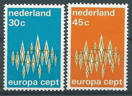 1972 EUROPA OLANDA MNH ** - EV-2 - 1972