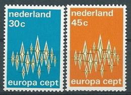 1972 EUROPA OLANDA MNH ** - EV-3 - Europa-CEPT