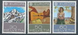 1975 EUROPA SVIZZERA MNH ** - EU8824 - 1975