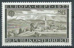 1977 EUROPA AUSTRIA MNH ** - EV - 1977