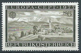 1977 EUROPA AUSTRIA MNH ** - EV - Europa-CEPT