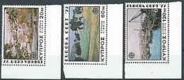 1977 EUROPA CIPRO MNH ** - EV - Europa-CEPT