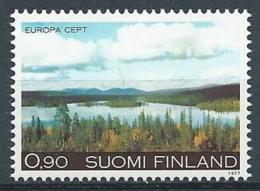 1977 EUROPA FINLANDIA MNH ** - EV - Europa-CEPT