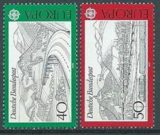 1977 EUROPA GERMANIA MNH ** - EV - Europa-CEPT
