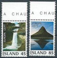 1977 EUROPA ISLANDA MNH ** - EV - Europa-CEPT
