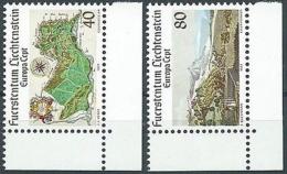 1977 EUROPA LIECHTENSTEIN MNH ** - EV - Europa-CEPT