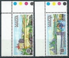 1977 EUROPA MALTA MNH ** - EV - Europa-CEPT