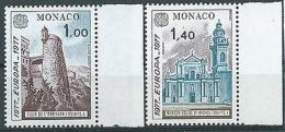 1977 EUROPA MONACO MNH ** - EV - Europa-CEPT