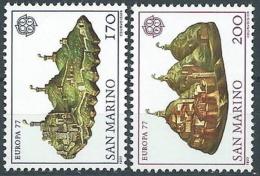 1977 EUROPA SAN MARINO MNH ** - EV-2 - Europa-CEPT