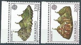 1977 EUROPA SAN MARINO MNH ** - EV-3 - Europa-CEPT