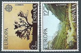 1977 EUROPA SPAGNA MNH ** - EV - 1977