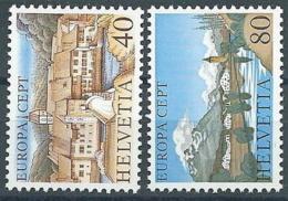 1977 EUROPA SVIZZERA MNH ** - EV-2 - Europa-CEPT