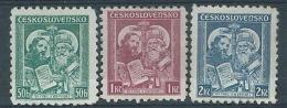 1935 CECOSLOVACCHIA SAN METODIO MH * - CZ013 - Cecoslovacchia