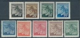 1945 CECOSLOVACCHIA FRONDA DI TIGLIO MH * - CZ004 - Cecoslovacchia