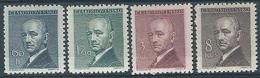 1946 CECOSLOVACCHIA EDVARD BENES MH * - CZ002 - Unused Stamps