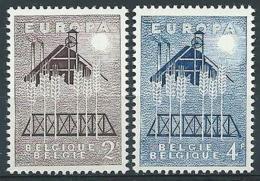1957 EUROPA BELGIO MNH ** - EU8824 - Europa-CEPT