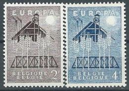 1957 EUROPA BELGIO MNH ** - EV-4 - Europa-CEPT
