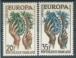 1957 EUROPA FRANCIA MH * - EV - Europa-CEPT