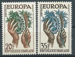 1957 EUROPA FRANCIA MNH ** - EV-2 - Europa-CEPT