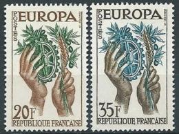 1957 EUROPA FRANCIA MNH ** - EU8824 - Europa-CEPT