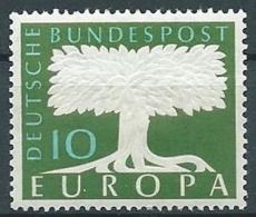 1957 EUROPA GERMANIA 10 P CON FILIGRANA MNH ** - EV-3 - Europa-CEPT