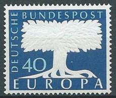 1957 EUROPA GERMANIA 40 P MNH ** - EV - Europa-CEPT