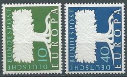 1957 EUROPA GERMANIA MNH ** - EV-2 - Europa-CEPT